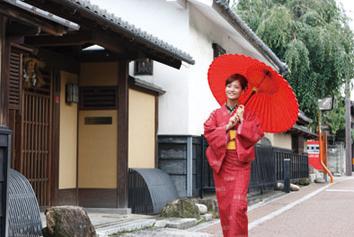 Castle town kimono DAYS