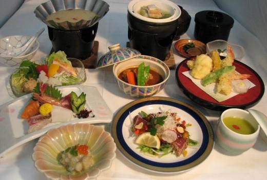春季リッチパック夕食