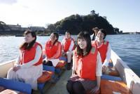犬山城遊覧船 (5)