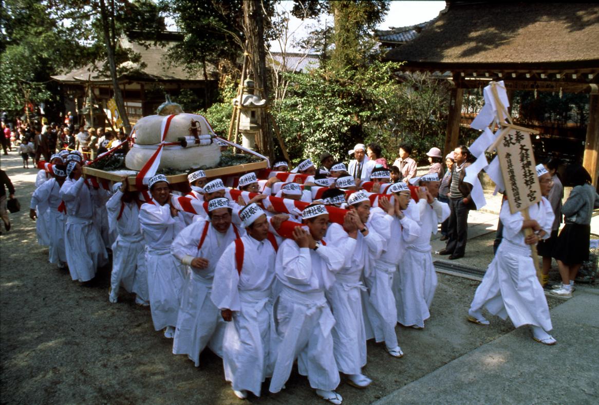 大縣神社(豊年祭)
